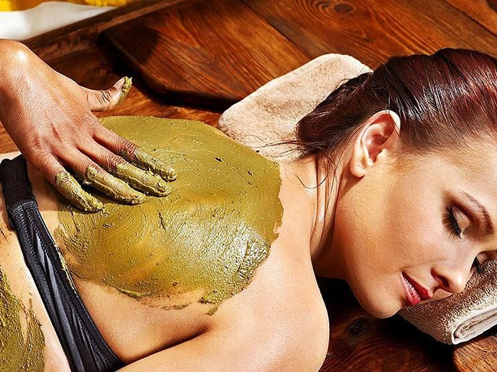 body mask untuk kulit tubuh yang indah